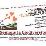 Semons la biodiversité!