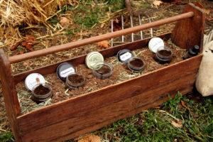 Les préparations biodynamiques pour le compost.